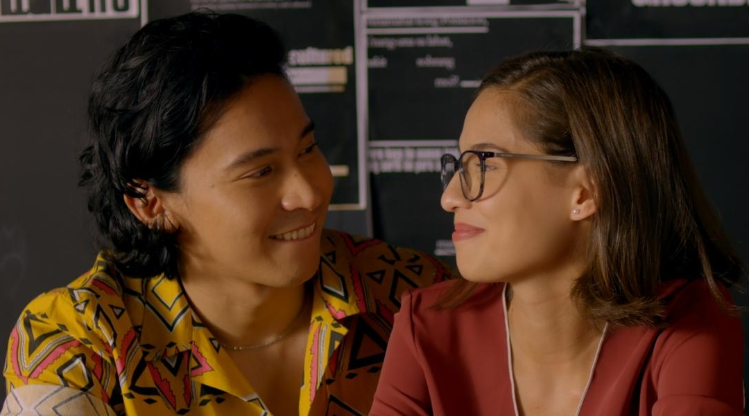 Jasmine Curtis-Smith and Enchong Dee Rendezvous in the Alter World