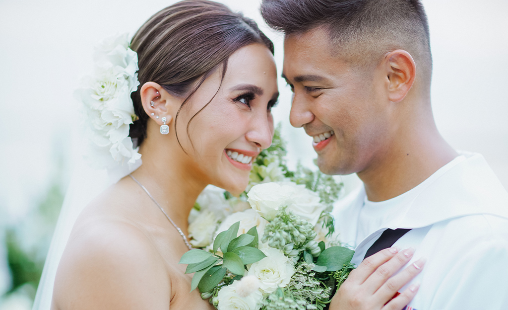 Rocco Nacino and Melissa Gohing: Their Incredibly Touching Vows